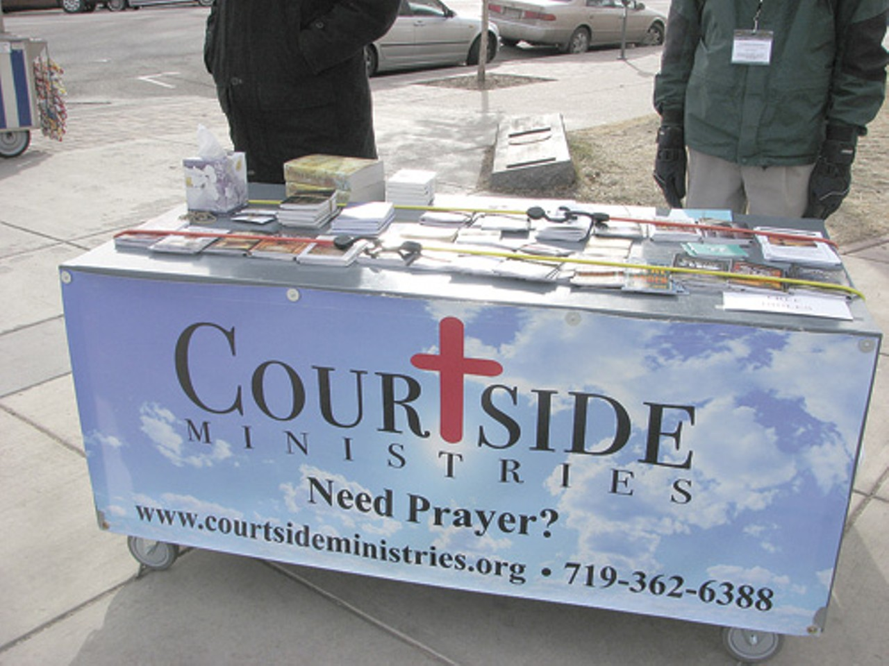 News – Courtside Ministries